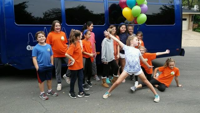 kids bus